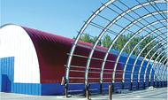 Быстровозводимые металлоконструкции в Барнауле
