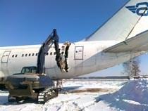 Демонтаж металлокострукций г.Барнаул