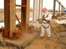 покраска металлоконструкций в Барнауле