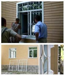 Установка решеток в Барнауле