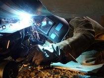 Устранение трещин и микротрещин в металле г.Барнаул